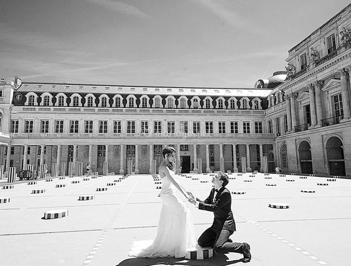 Mariage de Rita et Pierre