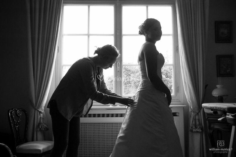 PPréparation mariée Normandie
