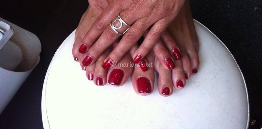 Vernis semi permanent Shellac