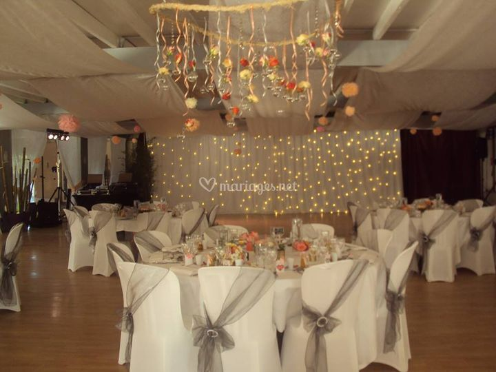 Salle mariage A & S