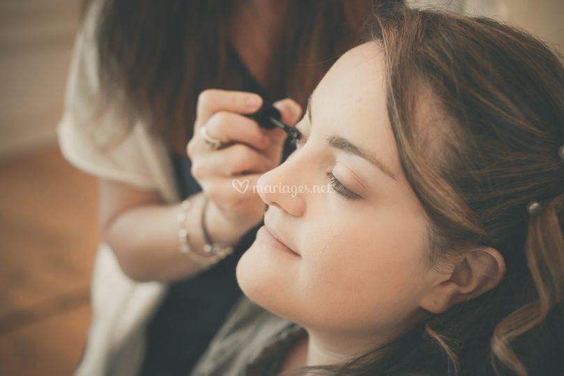 Soin et Détente Makeup