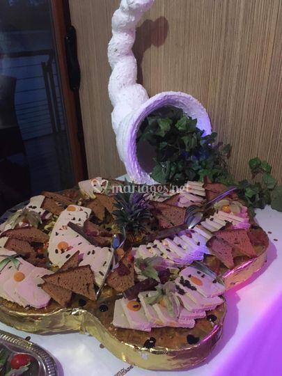 Buffet de Foie Gras