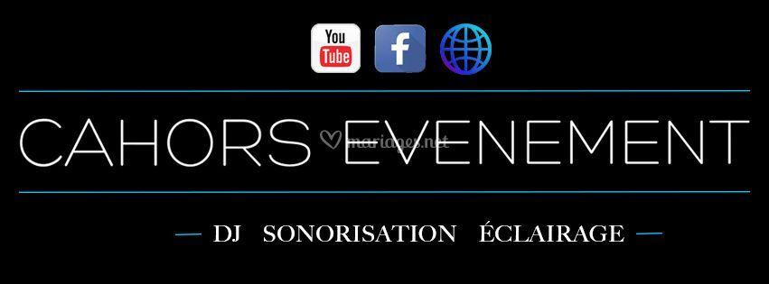 Logo cahors evenement
