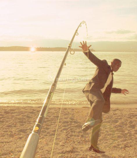 Pêche aux mariés