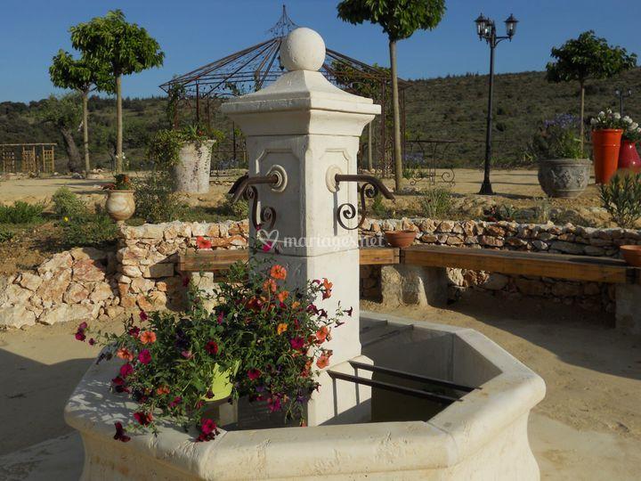 L'Enclos des Fontaines