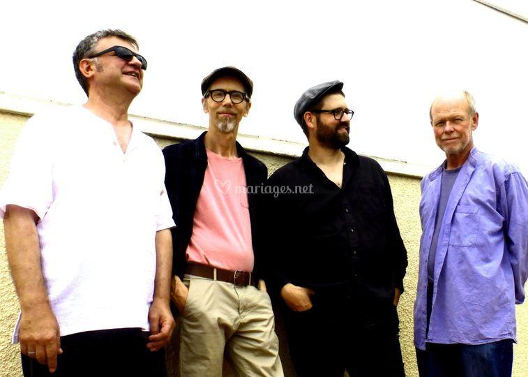 Jazzador Quartet