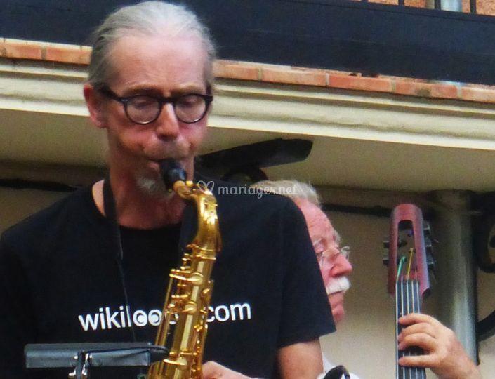 Lutz Foerster de Jazzador