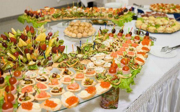 Buffet dinatoire de un jour autrement photos - Idee buffet jour de l an ...