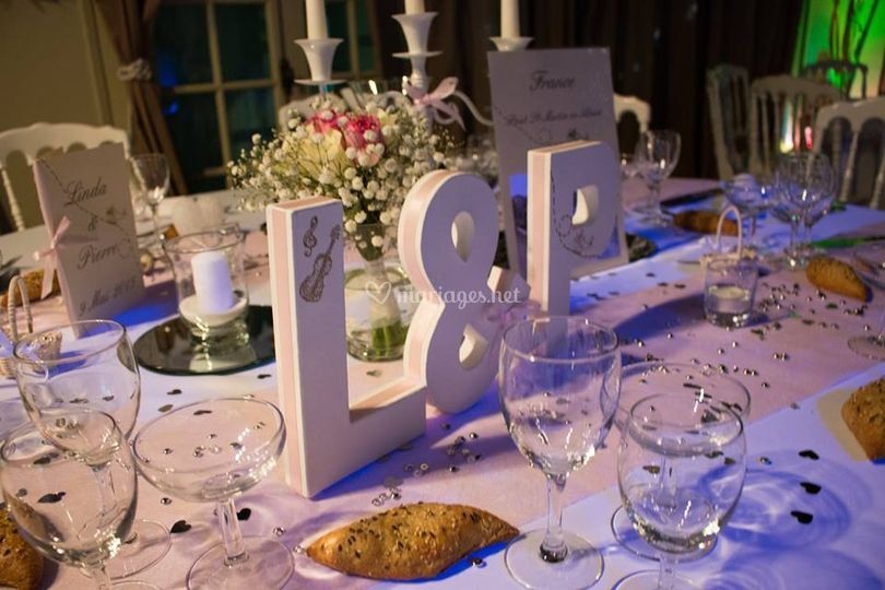 Decoration mariage Pujaut