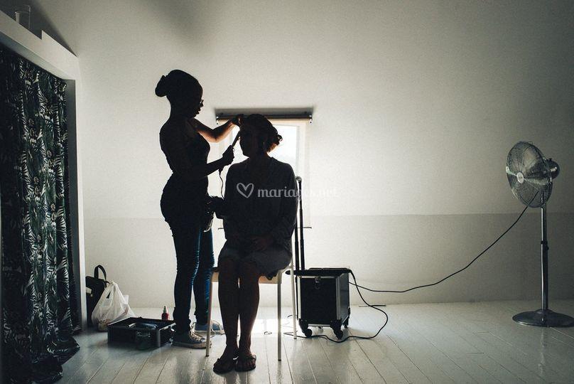 Emily & Florent - Préparation