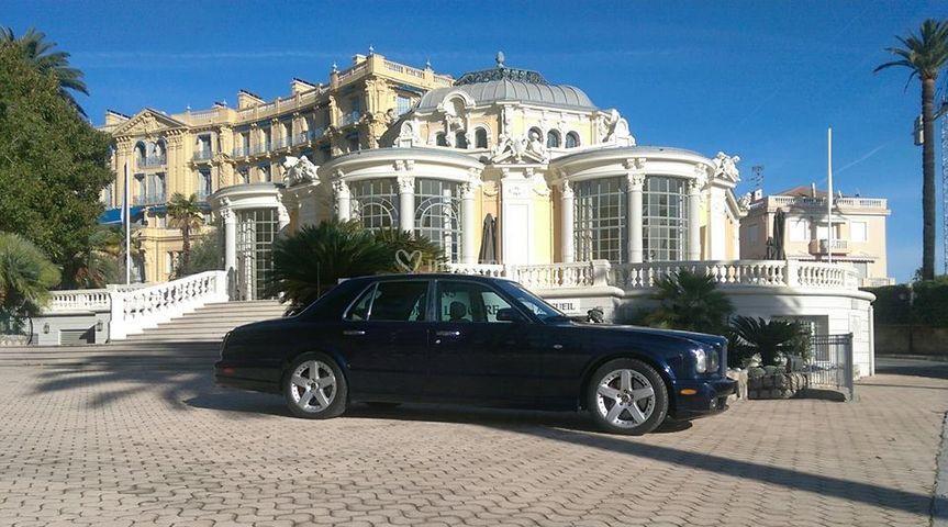 Bentley Arnage T contemporaine