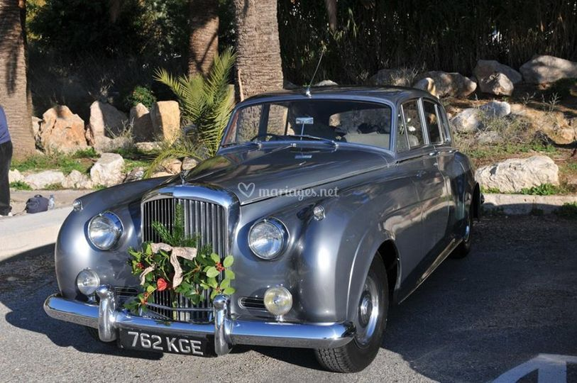 1960 Bentley S2 avec chauffeur