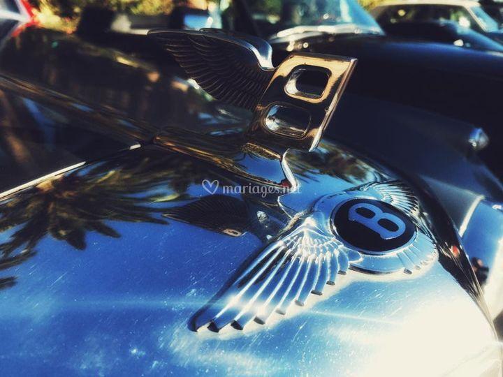 Large gamme de Bentley et roll