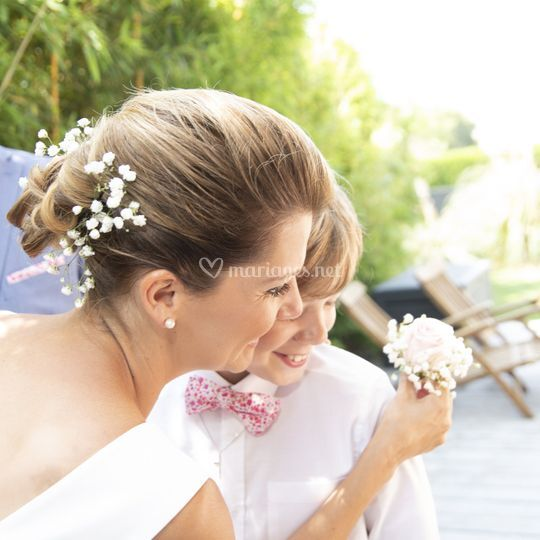 Fleur des mariés