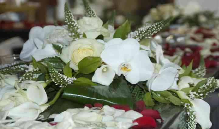 Ornements fleuris
