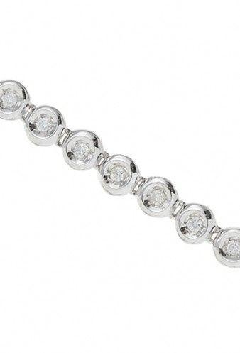 Bracelet Rivière Diamant