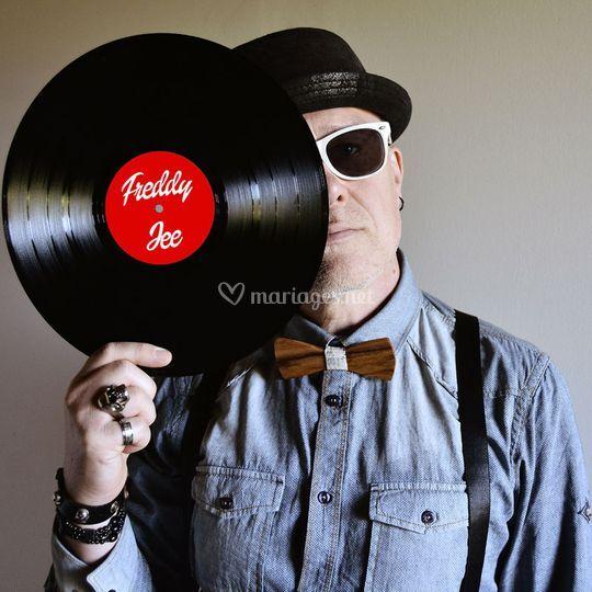 Freddy Jee: DJ vinyles mariage