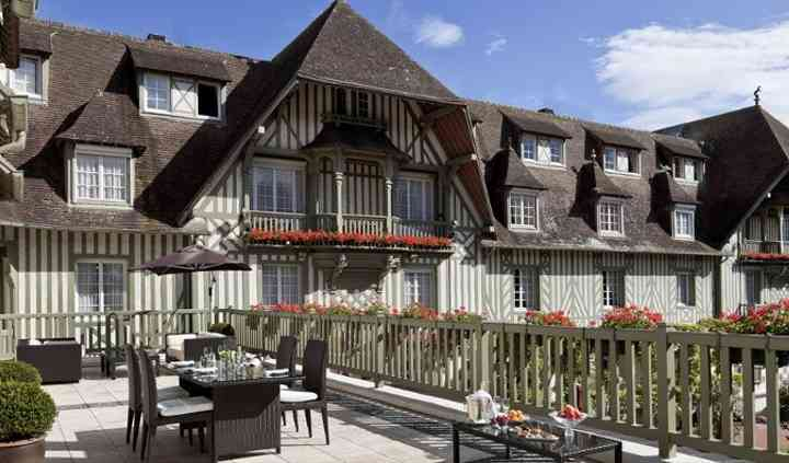 Normandy Barriere Deauville