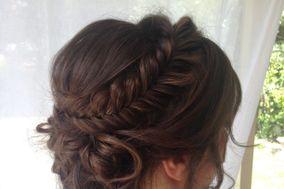 Amandine Makeup Hair