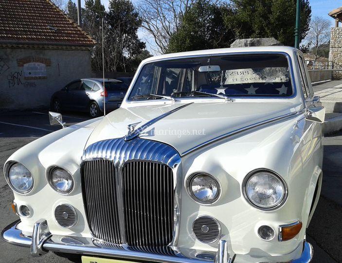 Daimler DS 420 limousine