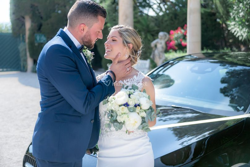 Mariage Villa Ephrussi