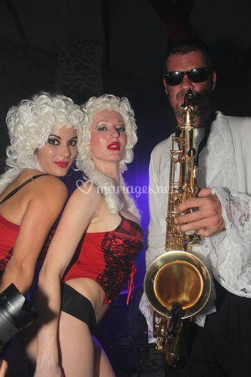 Soirée club Genève