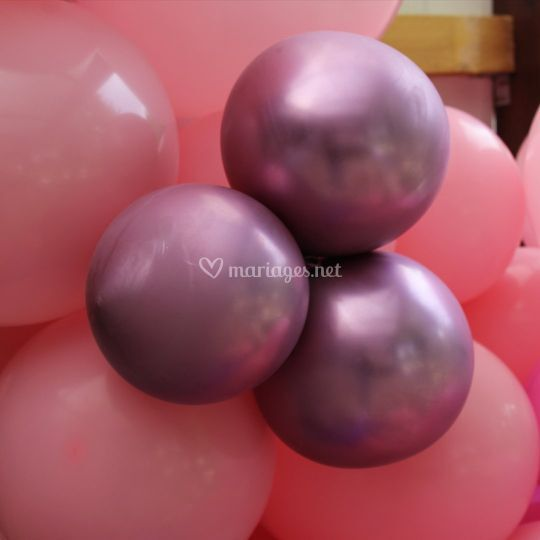 Ballons haute qualité