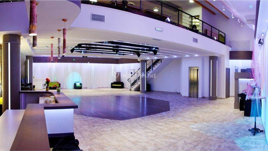 Salle Octogone