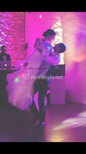 Des mariés aux anges :)