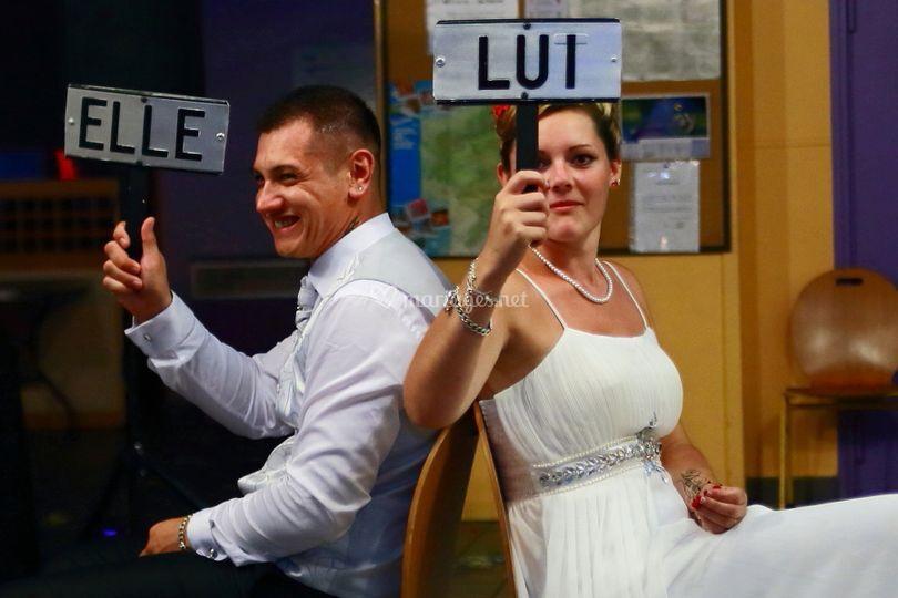 Mariage Amandine & David
