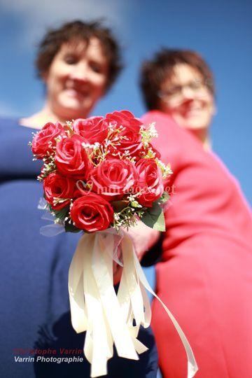 Mariage de Delphine & Myriam