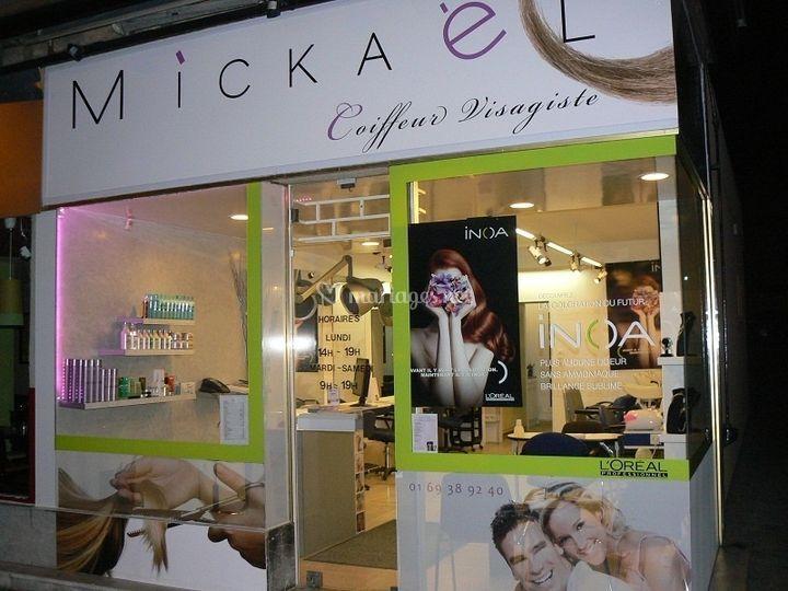 mickael coiffure. Black Bedroom Furniture Sets. Home Design Ideas
