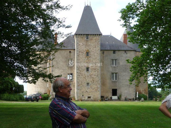 Monsieur du manoir