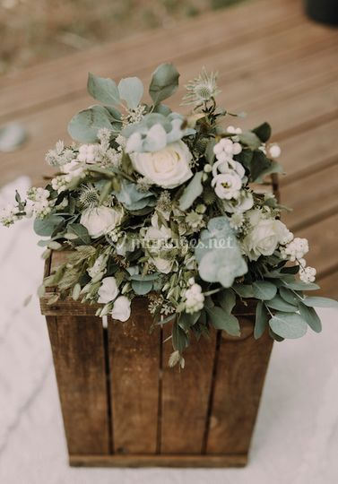 Bouquet Boheme chic
