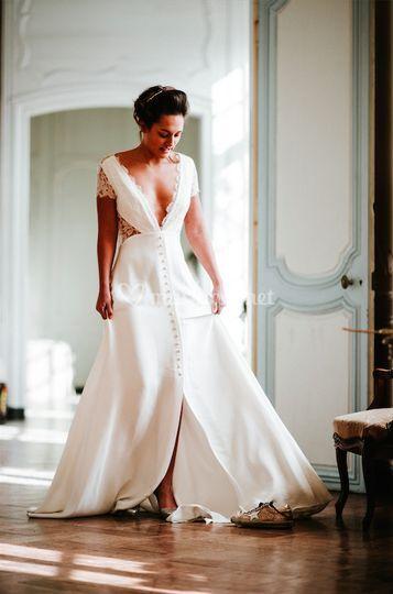 Lovely Dentelle Bride