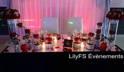 LilyFS, Décorateur d'événements, Articles de Fête