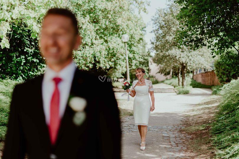 Mariage premier regard