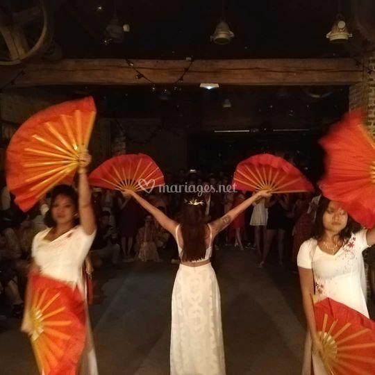 Danse vietnamienne