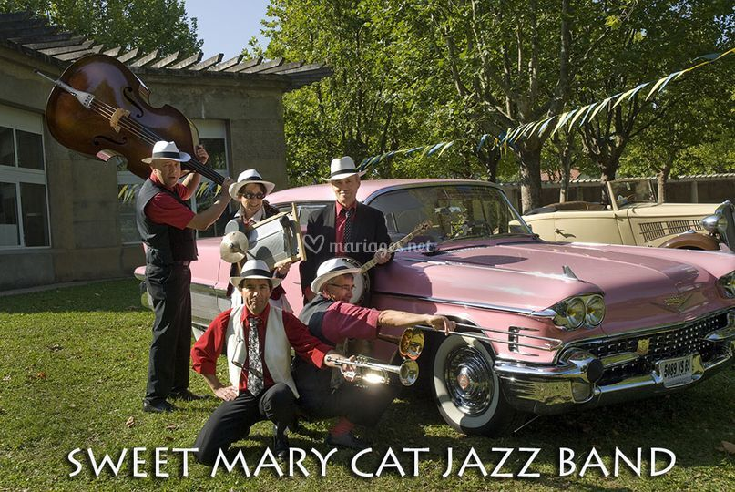 Sweet Mary Cat quintet