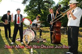 Sweet Mary Cat Jazz Band