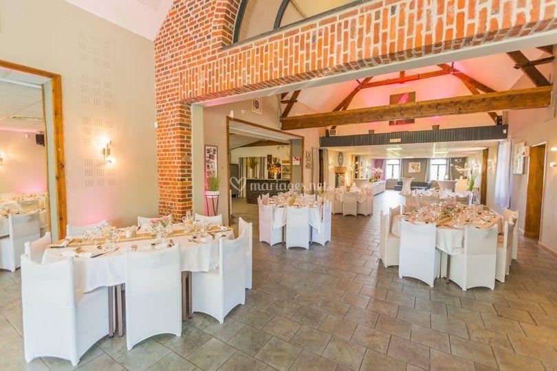 La grande salle - dîner