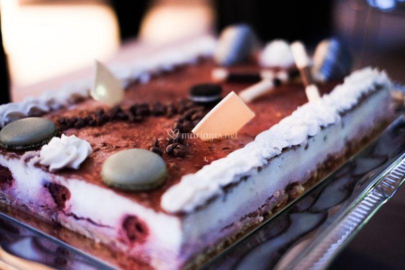 Entremet buffet de dessert