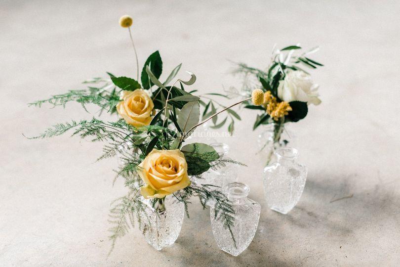 Vases en location