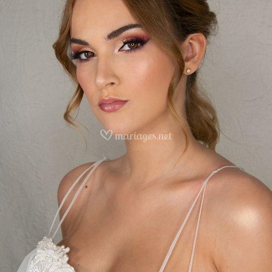 Beauty mariée