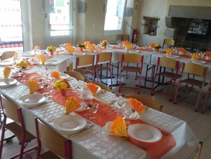 Decoration De Table De La Ferme Du Pont Esnault Photo 7