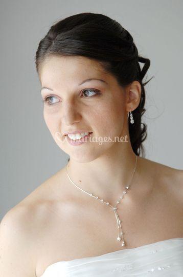 Jolie mariée