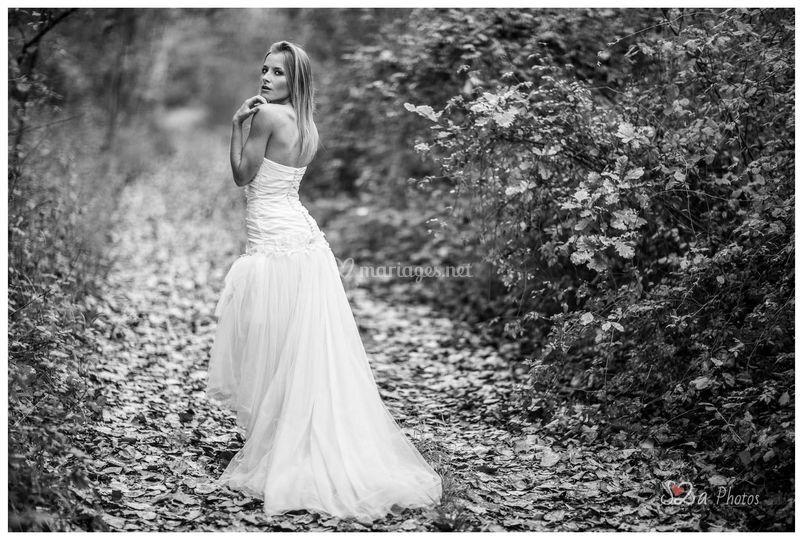 Photo de la marié
