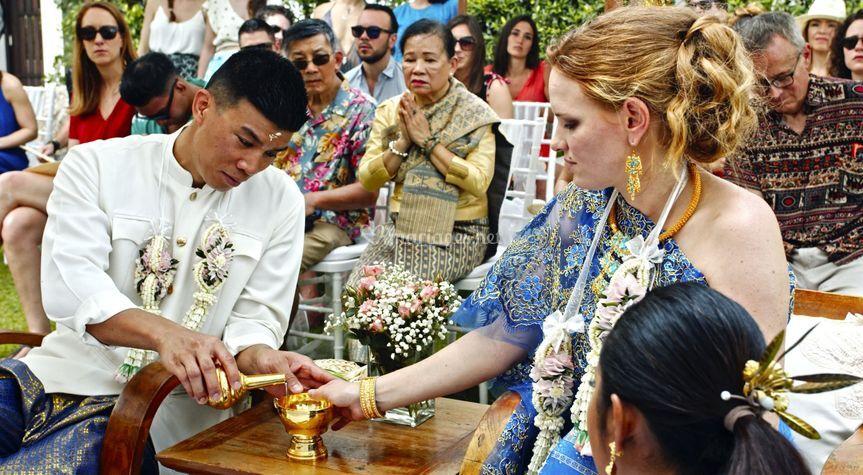 Mariage Thaïlande2