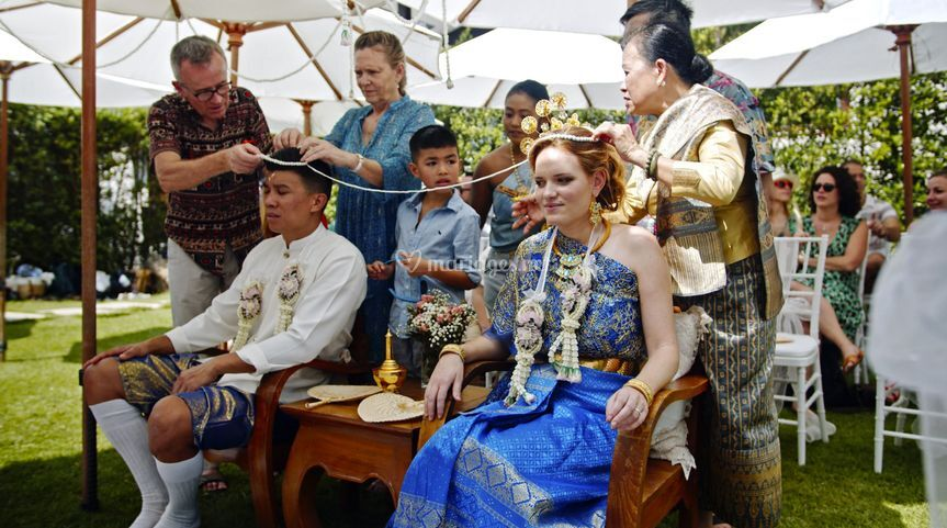 Mariage Thaïlande3