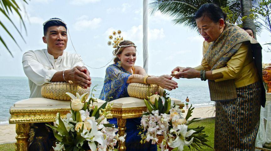 Mariage Thaïlande7